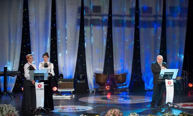 """Gala """"10 Oameni de Valoare pentru Constanța"""", dedicată Centenarului Marii Uniri. 100 de trofee pentru 100 de mari constănțeni"""