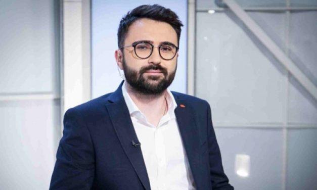 Moderatorul de la TVR, Ionuţ Cristache are un salariu de peste 25.000 de lei pe lună