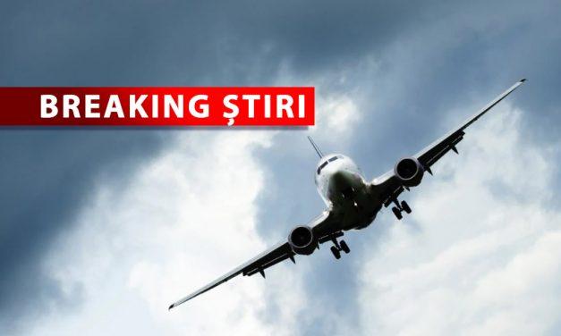 Avion de la Kogălniceanu, forțat să se întoarcă după ce pilotul și-a uitat încărcătorul de la telefon