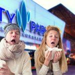 Ca să nu le cadă tavanele în cap, angajații din City Park au anunțat că sunt bolnavi de Black Friday