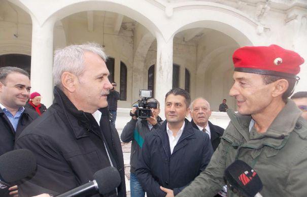 """Ponta: """"Dragnea a pornit afacerea Teldrum împreună cu Radu Mazăre și Nicușor Constantinescu"""""""