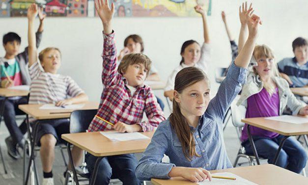 Când încep școlile, în ianuarie 2019: Structura anului școlar și vacanța de Paște 2019