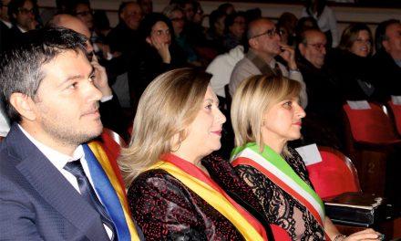Primarul orașului Ovidiu, George Scupra, invitat de onoare la închidere Bimilenarei ovidine la Sulmona