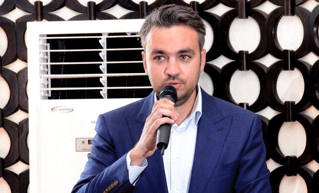 """Niculescu a inițiat Jurnalul Prefectului de Constanța. """"Tot ce înseamnă activitatea Prefecturii, dincolo de ușile acestei instituții"""""""