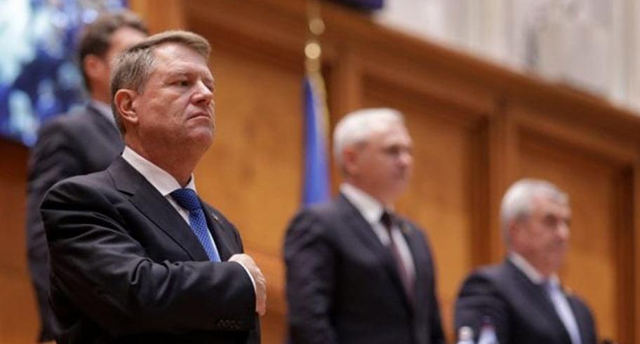"""Președintele Iohannis: """"Domnilor parlamentari și guvernanți, recuplați-vă la interesele naționale"""""""