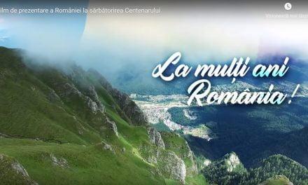 GAFĂ IMPARDONABILĂ A GUVERNULUI! A prezentat un film despre România cu imagini din alte țări și greșeli gramaticale