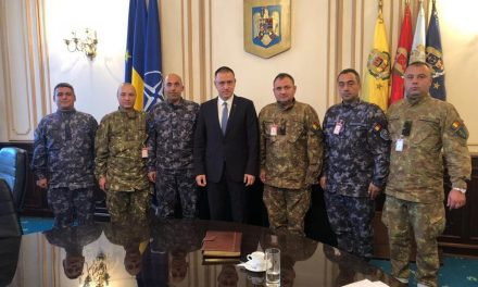 Mihai Fifor a plecat din MApN, dar rămâne lângă armată. S-a înscris în Liga Militarilor Profesioniști