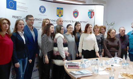 Elevi din Lumina, Ovidiu şi Kogălniceanu, implicaţi într-un program de consiliere şi îndrumare profesională, realizat cu fonduri europene