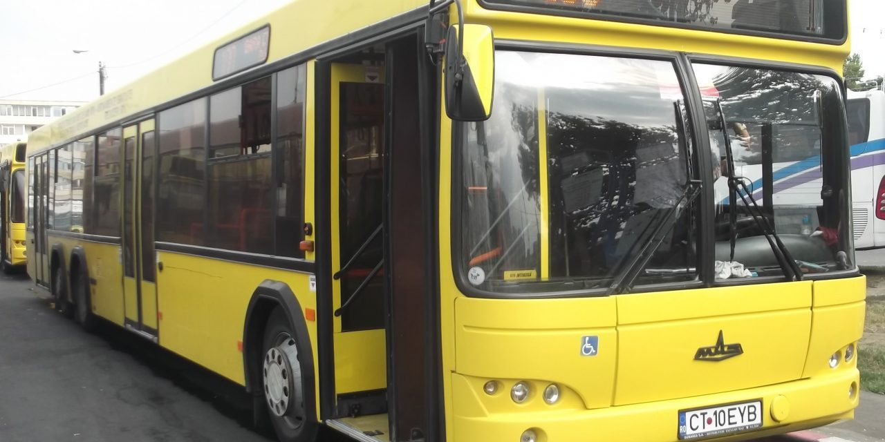Autobuzele 100 și 100C, restricții de circulație. Vor circula fără oprire de la ICIL până la Dacia