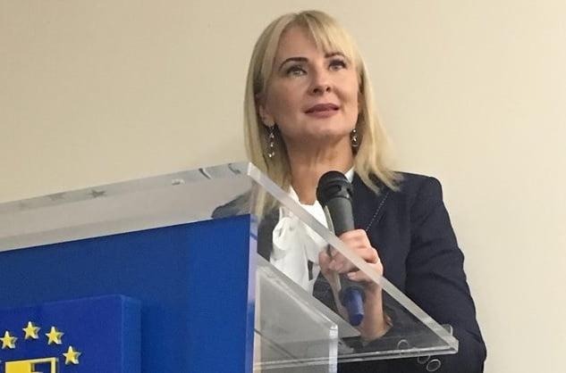 Mihaela Scrieciu, noul președinte al OFL Constanța