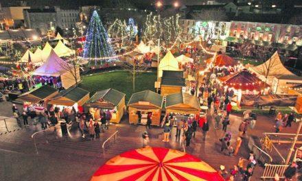 Târgul de Crăciun de la Constanța, în Piața Ovidiu. Cum va arăta și cu ce îi va aștepta pe copii și pe cei mari