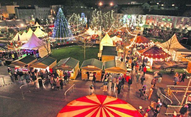 """Primăria mai face un Târg de Crăciun și în parcul """"Oleg Danovski"""". Cică va fi de… """"poveste""""!"""
