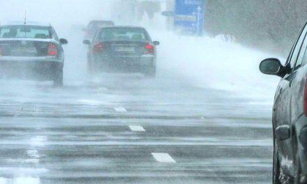 INFOTRAFIC: Ninge viscolit pe Autostrada Soarelui și Autostrada Ovidiu-Agigea. Vizibilitatea, sub 200m