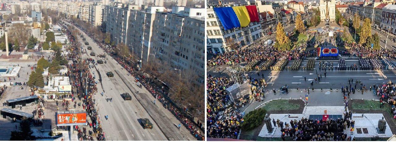 Imaginea care face cât o mie de cuvinte. Constanța vs. Cluj, sau de ce Făgădău nu e Boc…