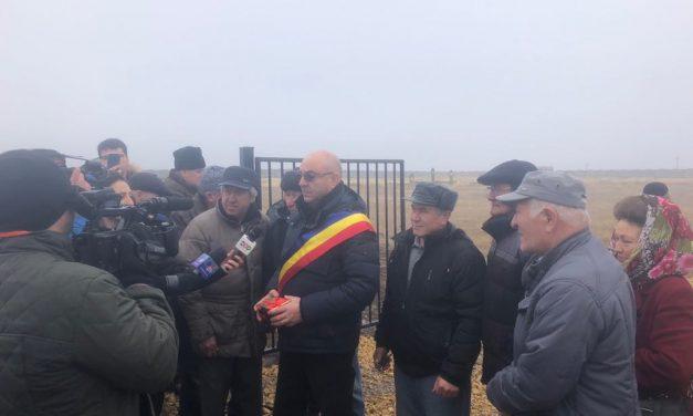 """Cimitirul musulman din Nicolae Bălcescu, reabilitat de Primărie. D. Timofte: """"Este o formă de respect pentru această comunitate"""""""