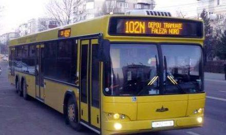 Cum vor circula autobuzele RATC Constanța în perioada Sărbătorilor