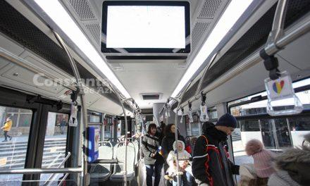 Noile autobuze turcești, puse în circulație pe toate liniile RATC