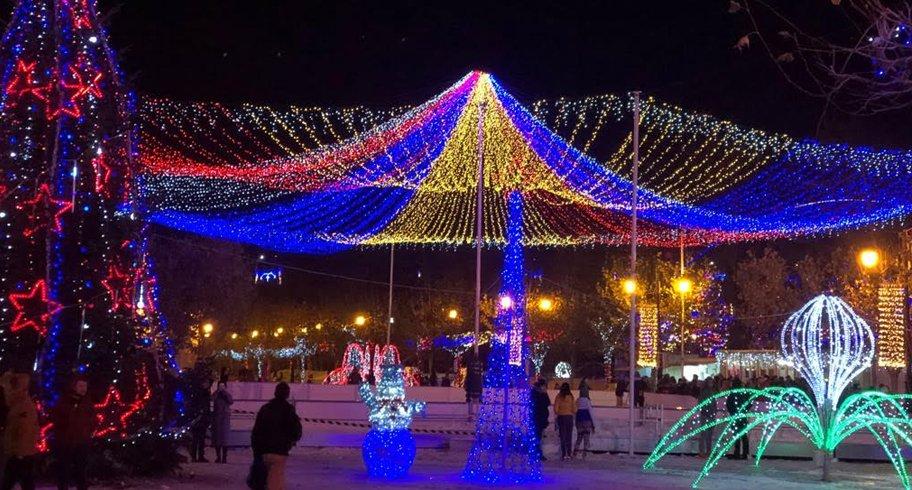 Pentru cinci zile, Cernavodă se transformă în Orășelul lui Moș Crăciun