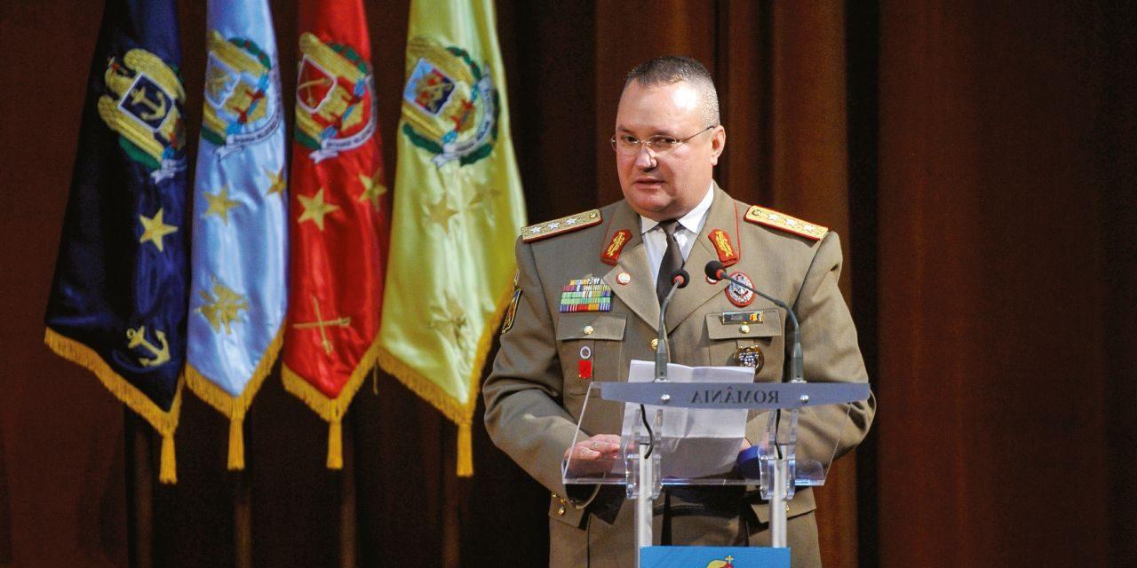 Generalul deșertului mai rămâne un an în fruntea Armatei. Un nou război se anunță între Palate…
