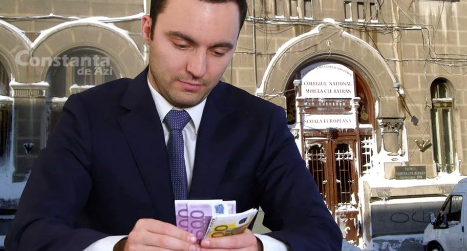 """A căzut bursa. Patru milonari din Constanța și-au retras copiii de la """"Mircea"""""""