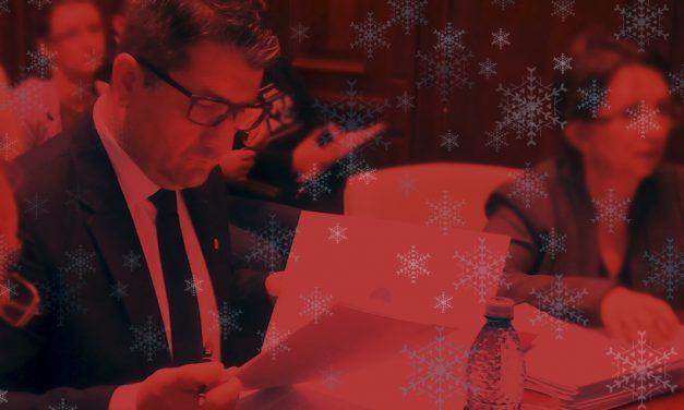 Exclusiv! Scrisoarea lui Decebal Făgădău pentru Moș Crăciun