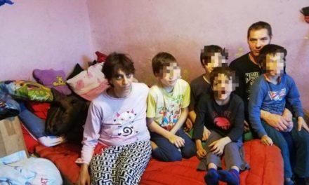 Pompierii de la ISU Dobrogea au strâns ajutoare pentru o familie amărâtă din Lazu