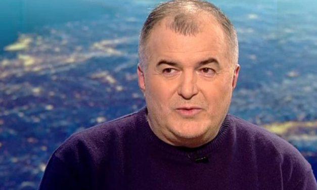 Florin Călinescu vrea să înfiinţeze un nou partid politic. Mesajul vedetei de televiziune VIDEO
