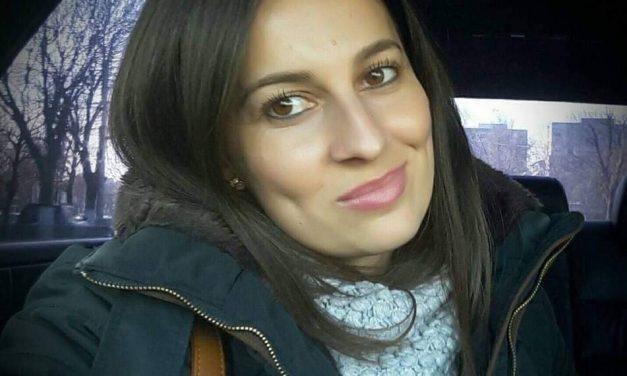 Georgiana, o polițistă în vârstă de 30 de ani, însărcinată în luna a 8-a, are nevoie de ajutor pentru a învinge cancerul