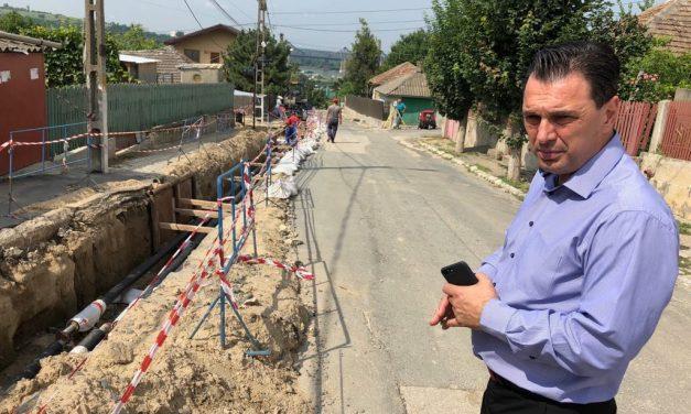 """Primarul Liviu-Cristian Negoiță: """"Avem cu toții același scop: un oraș frumos, civilizat și sigur, cu servicii publice de calitate"""""""