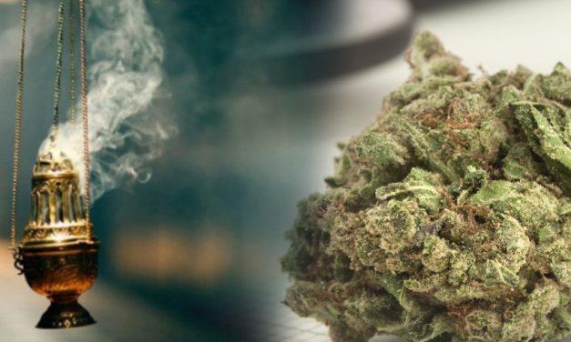 Le-au înlocuit tămâia cu marijuana. Preotul şi credincioşii dintr-o biserică au ajuns la spital