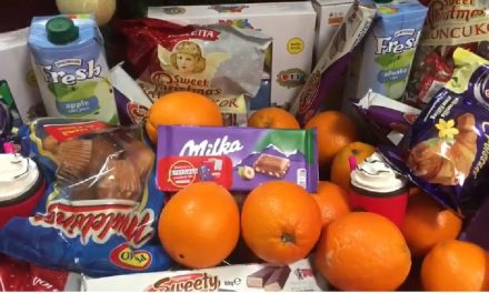 VIDEO / Preșcolarii și elevii vor primi, începând de miercuri, cadouri de la Primăria Constanța. Iată ce conțin pachetele
