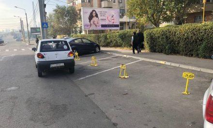 În atenția constănțenilor care își blochează locurile de parcare după ce pleacă de acasă! Riscați amenzi de 1.000 lei
