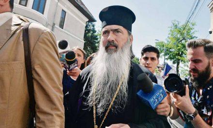 Procurorul a cerut închisoare cu suspendare pentru ÎPS Teodosie în dosarul Nazarcea