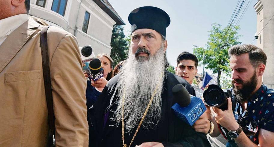 Teodosie, achitat de Curtea de Apel Constanța. Judecător a fost Cristian Deliorga, numit de PSD la CCR