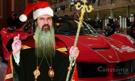 Gest frumos de Sărbători! ÎPS Teodosie și-a comandat primul Ferrari electric, ca să protejeze mediul