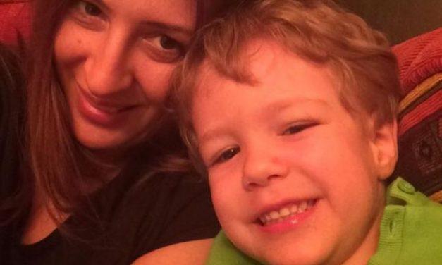 Vlăduţ, depistat cu neuroblastom şi alte două tumori la plămâni, are nevoie de ajutor!