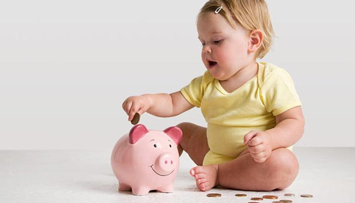 Vești bune pentru părinți. Trezoreriile au deschis conturile pentru copii. La 1200 lei depuși anual, statul mai pune 600 lei