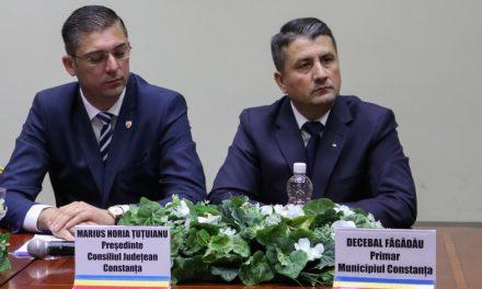 """""""În Constanța avem doi gemeni ai neputinței, Făgădău și Țuțuianu"""""""