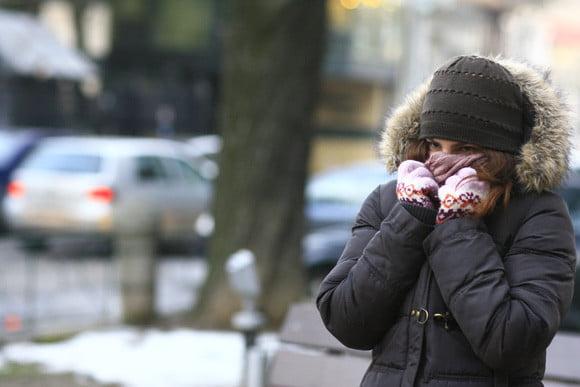 ANM / Vremea la Constanța se va răci, cu temperaturi minime de -4 grade C