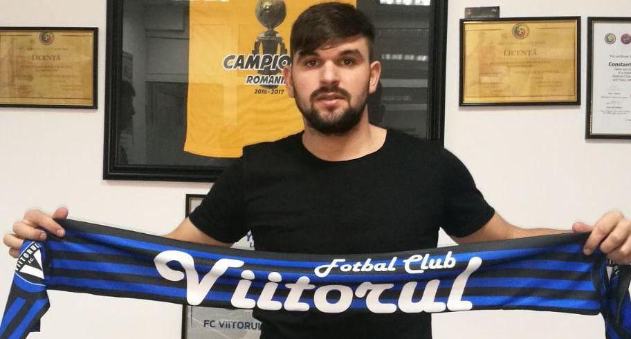 Jucător de la FC Viitorul, dat de gol de iubită că a jucat la pariuri! Hagi i-a reziliat contractul