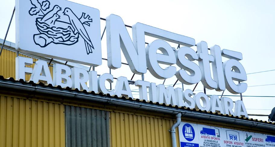 Nestle închide singura fabrică din România. O mută în Ungaria