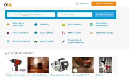 ANAF se pregătește să vândă pe OLX chiloți, prezervative și mașini, la prețuri de 3 ori mai mici