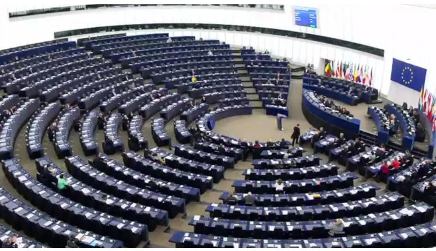 Umilință maximă! Dăncilă și-a ținut discursul în PE într-o sală goală. Europarlamentarii au refuzat să o asculte