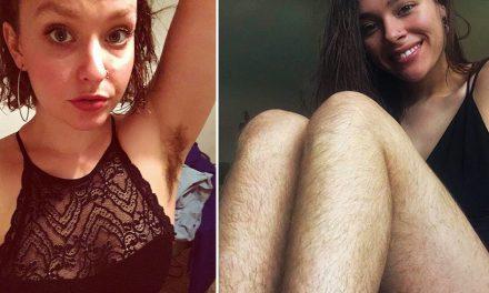 Campanie care îndeamnă femeile să nu se epileze, ajunsă virală. Mii de tinere au publicat selfie-uri cu picioarele și subrațul neepilate