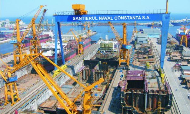 Șantierul Naval Constanța cere judecătorilor anularea licitației pentru construirea corvetelor, Damen intervine în favoarea Guvernului. Primul termen, amânat