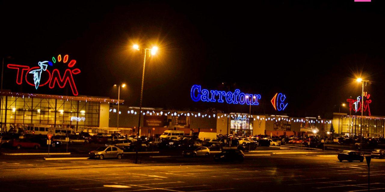 Hoții au dat spargerea la Centrul Comercial TOM din Constanța. 4 kg de aur de 150.000 euro, furate chiar în timpul programului