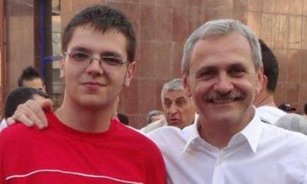 Fiul Vioricăi Dăncilă, într-o nouă conversaţie agramată pe Facebook