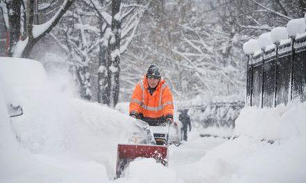 """COD GALBEN LA CONSTANȚA / Meteorolog: """"Stratul de zăpada ar putea să atingă și un metru"""""""