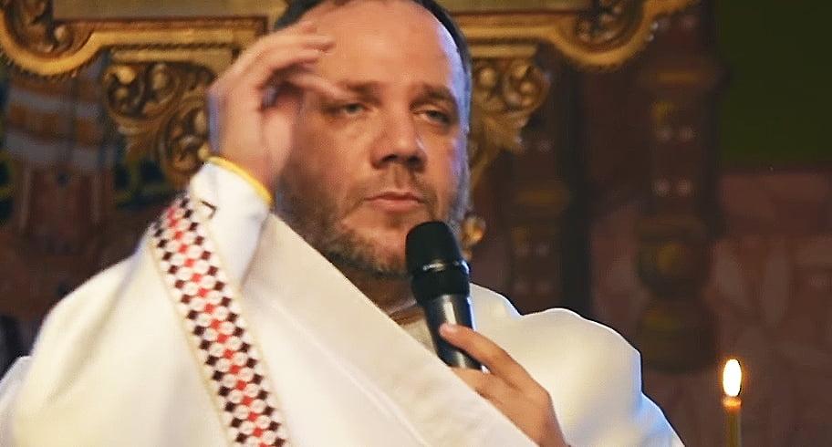 ANI a sesizat DNA în cazul preotului Mădălin Iscru, abonat la 130 de contracte cu statul