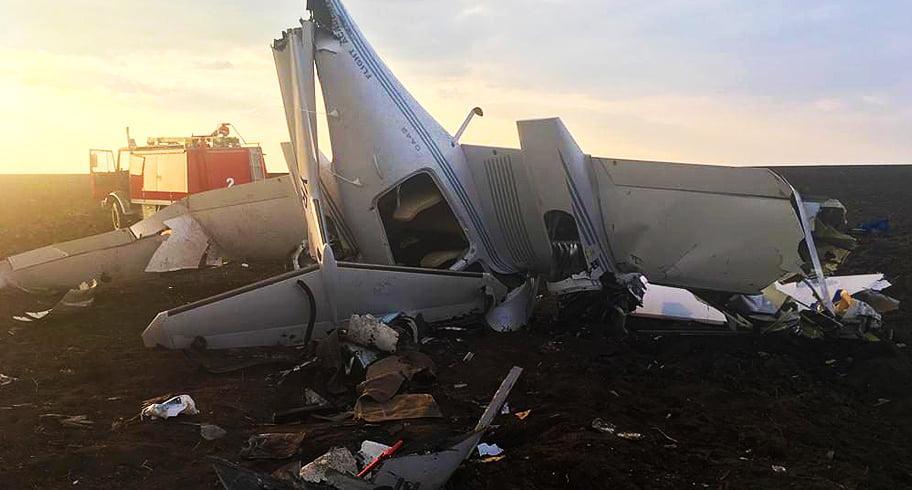 Pilotul supraviețuitor a mai avut o aterizare forțată. Mesajul transmis de Aeroportul Tuzla după tragedia aviatică